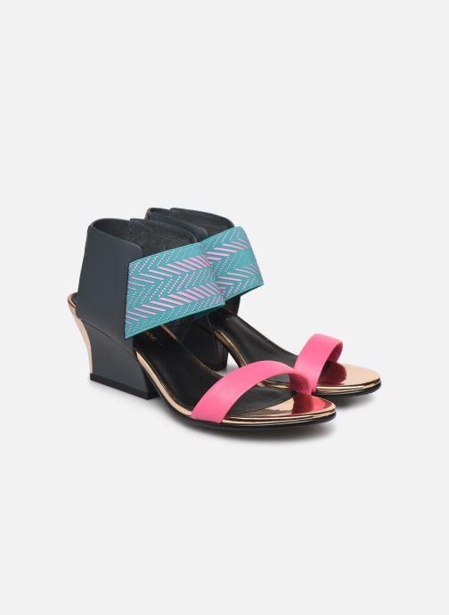 Sandali e scarpe aperte United Nude Raiko Multicolore immagine 3/4