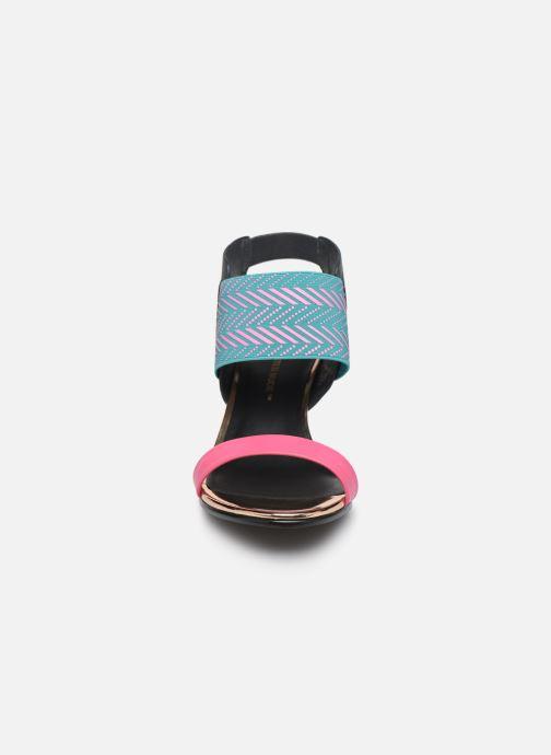 Sandali e scarpe aperte United Nude Raiko Multicolore modello indossato