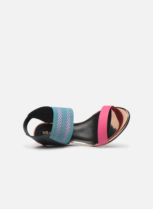 Sandales et nu-pieds United Nude Raiko Multicolore vue gauche