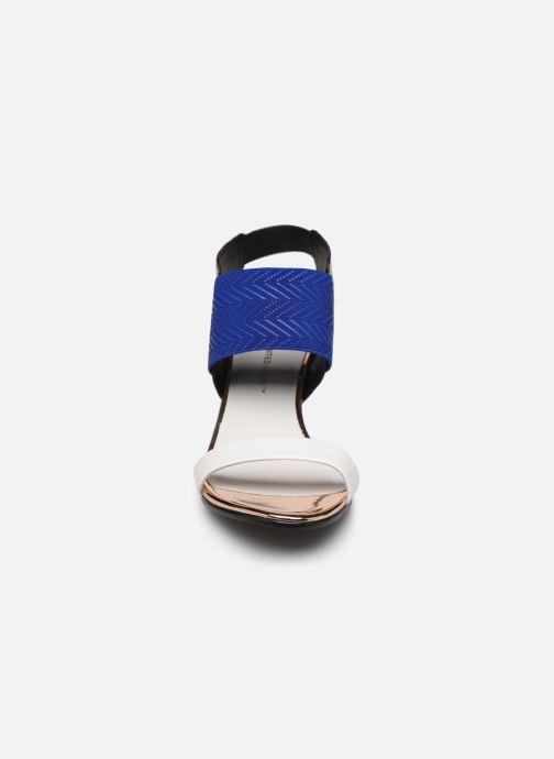 Sandales et nu-pieds United Nude Raiko Multicolore vue portées chaussures