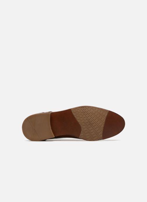 Chaussures à lacets Marvin&Co Nottinghill Marron vue haut