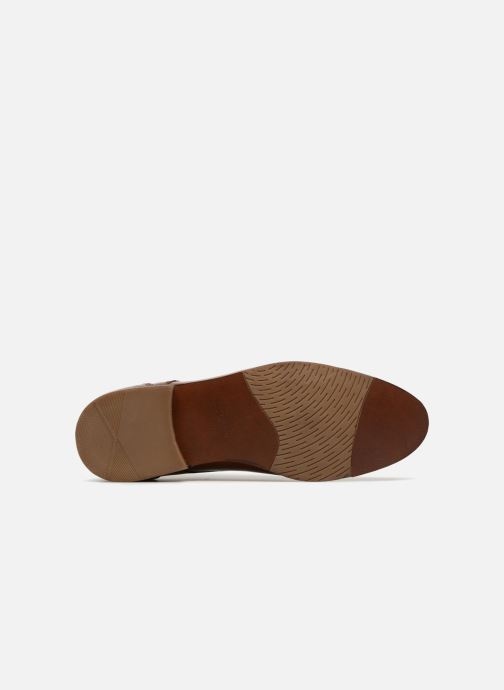 Scarpe con lacci Marvin&Co Nottinghill Marrone immagine dall'alto