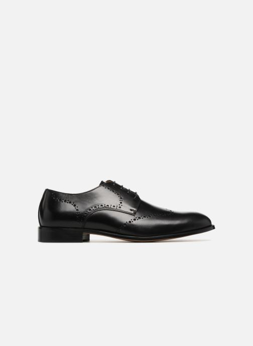 Lace-up shoes Marvin&co Newnaust Black back view