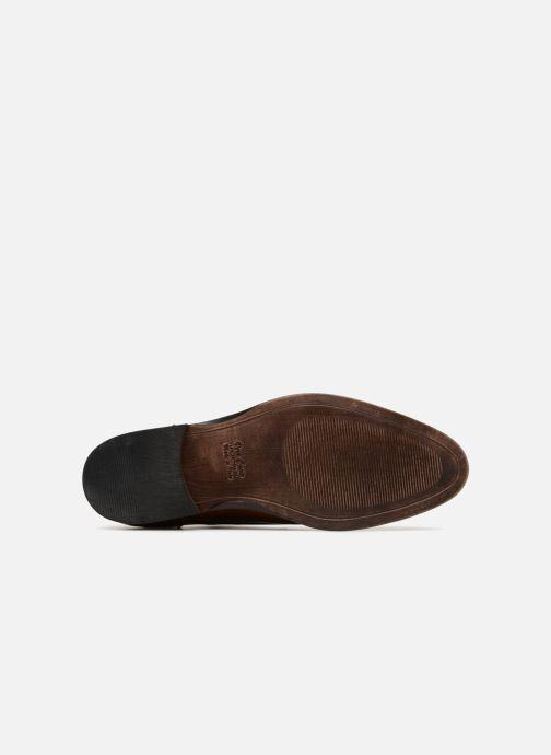 Chaussures à lacets Marvin&Co Nudge Marron vue haut
