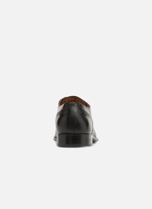 Scarpe con lacci Marvin&Co Nudge Nero immagine destra