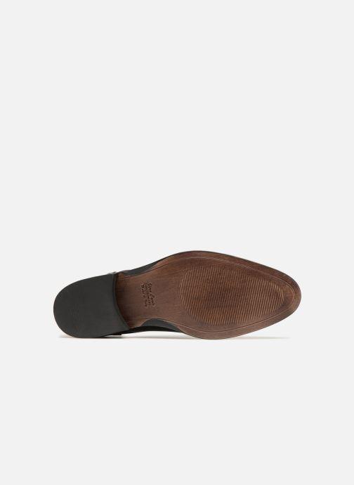 Scarpe con lacci Marvin&Co Nudge Nero immagine dall'alto