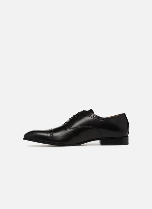 Zapatos con cordones Marvin&Co Narlow Negro vista de frente