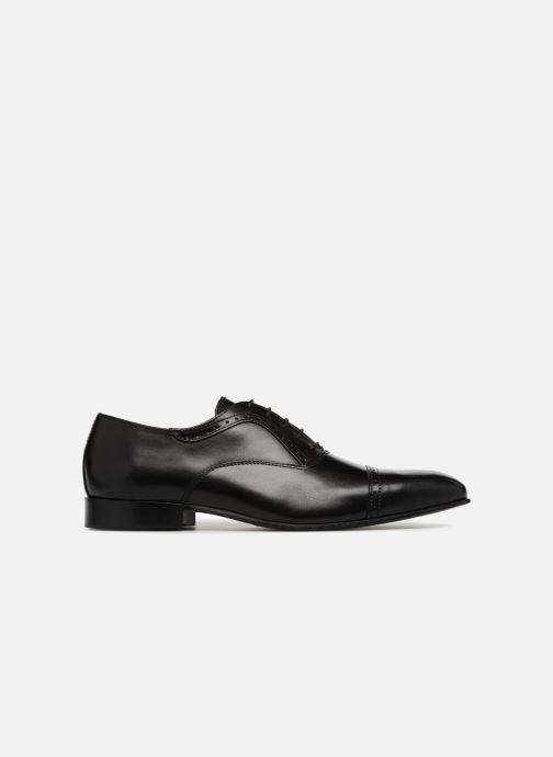 Zapatos con cordones Marvin&Co Narlow Negro vistra trasera