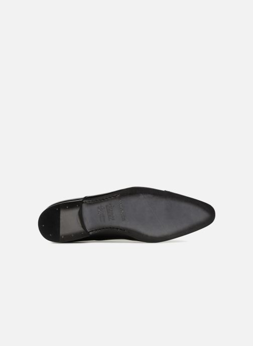 Lace-up shoes Marvin&co Narlow Black view from above