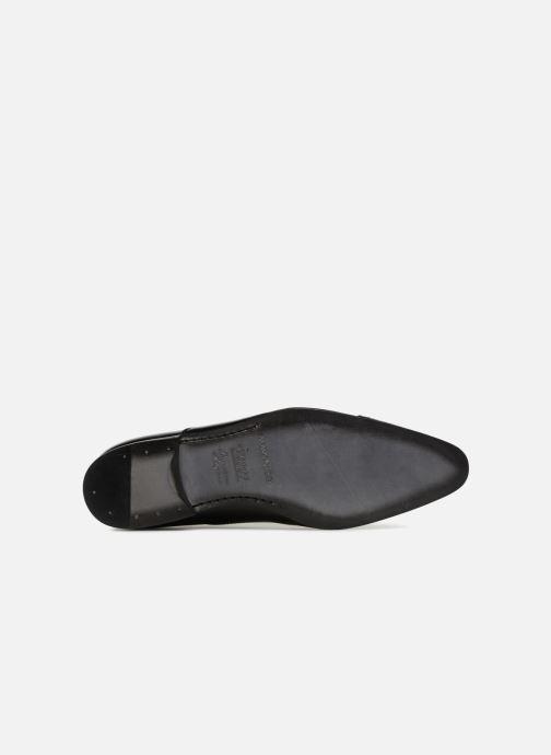 Chaussures à lacets Marvin&Co Narlow Noir vue haut