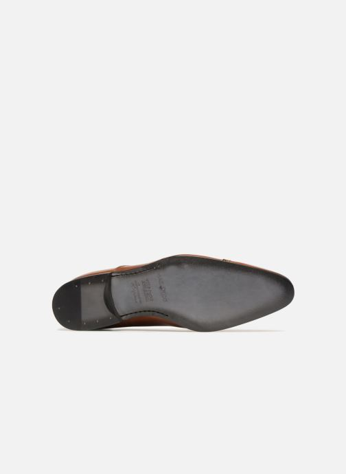 Lace-up shoes Marvin&co Narlow Brown view from above