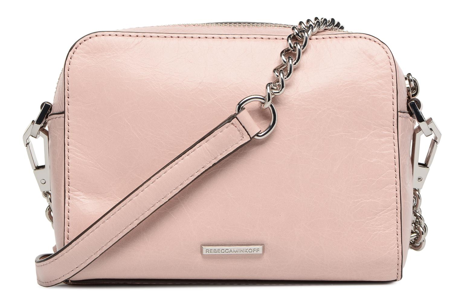 Sacs à main Rebecca Minkoff REGAN CAMERA BAG Rose vue face