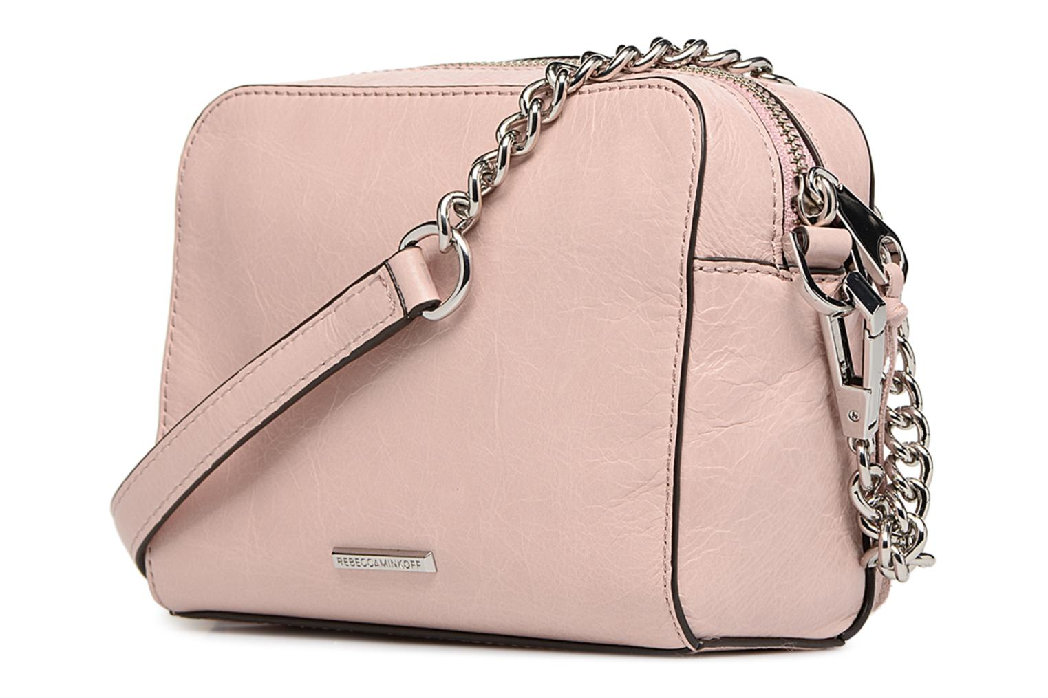 Sacs à main Rebecca Minkoff REGAN CAMERA BAG Rose vue droite