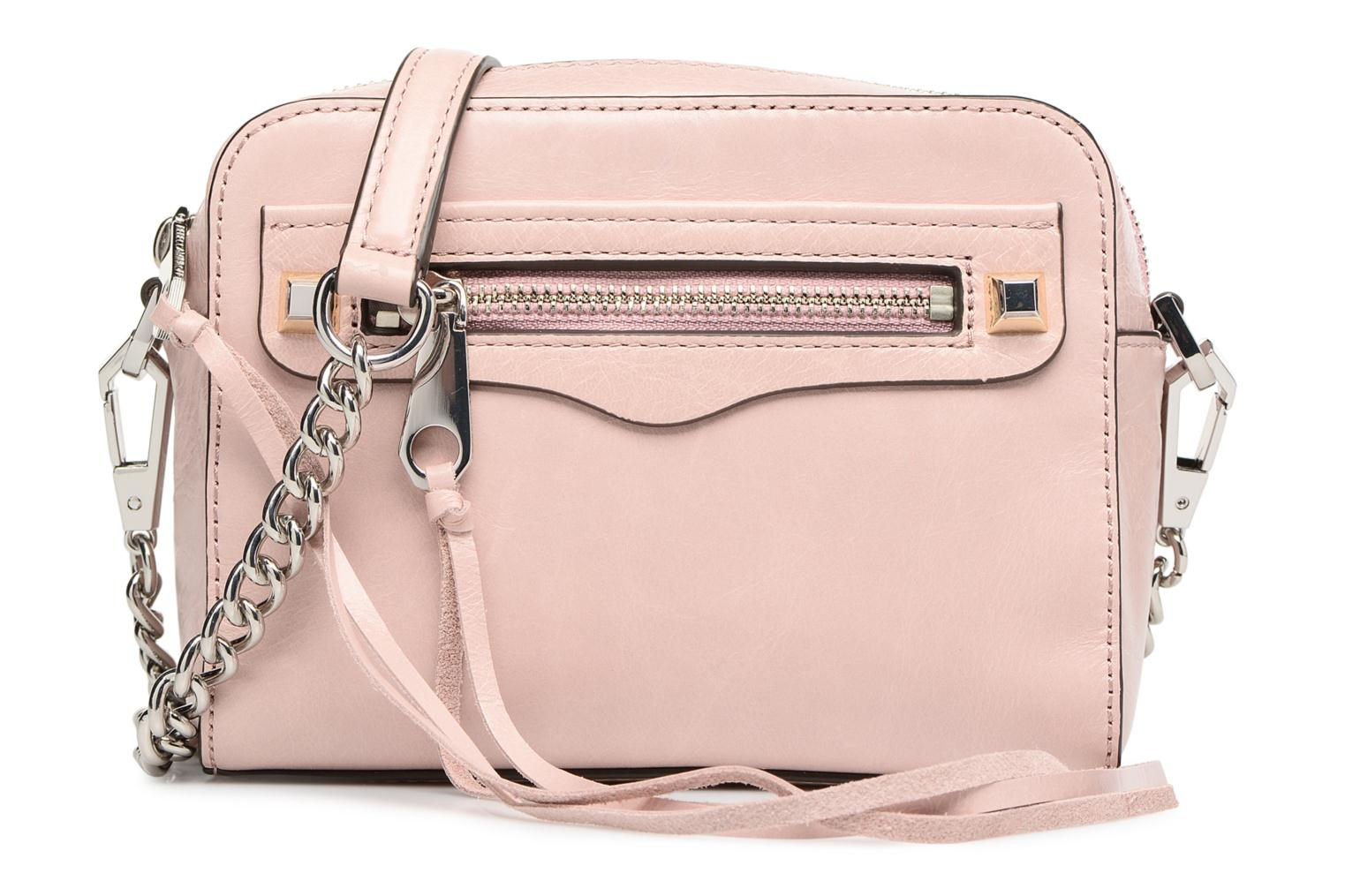 Sacs à main Rebecca Minkoff REGAN CAMERA BAG Rose vue détail/paire