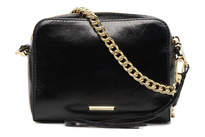 Handtaschen Rebecca Minkoff REGAN CAMERA BAG schwarz ansicht von vorne