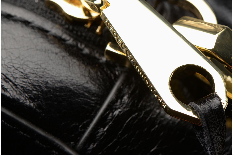 Handtaschen Rebecca Minkoff REGAN CAMERA BAG schwarz ansicht von links