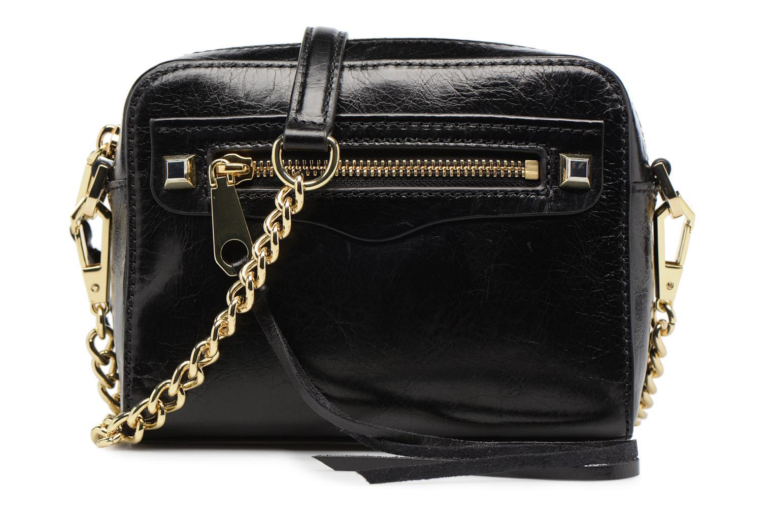 Handtaschen Rebecca Minkoff REGAN CAMERA BAG schwarz detaillierte ansicht/modell