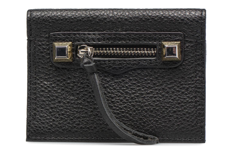Portemonnaies & Clutches Rebecca Minkoff REGAN CARD CASE schwarz detaillierte ansicht/modell