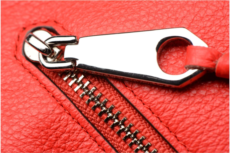Handtaschen Rebecca Minkoff MOTO POUCH rot ansicht von links