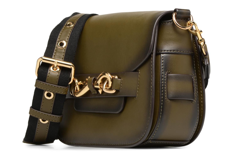 Handtaschen Rebecca Minkoff FLORENCE SADDLE grün schuhe getragen