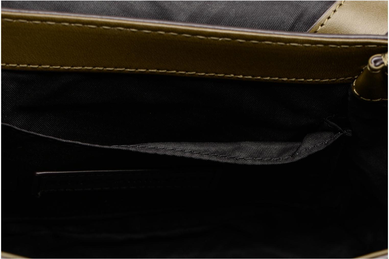 Handtaschen Rebecca Minkoff FLORENCE SADDLE grün ansicht von hinten