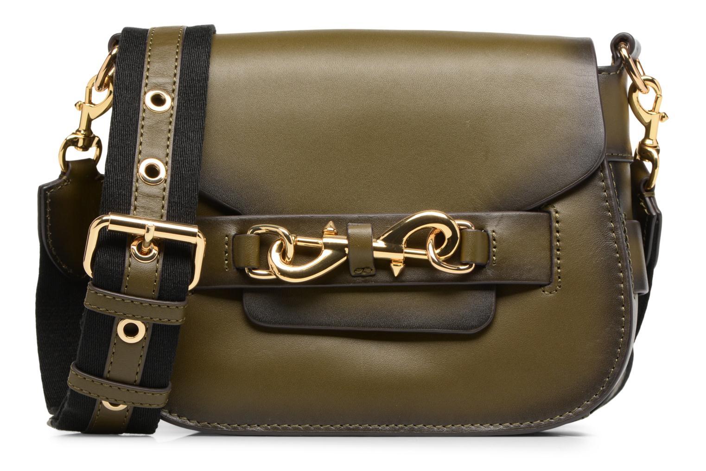 Handtaschen Rebecca Minkoff FLORENCE SADDLE grün detaillierte ansicht/modell