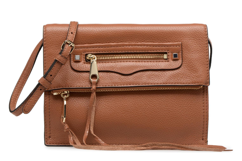 Handtaschen Rebecca Minkoff SMALL REGAN CLUTCH braun detaillierte ansicht/modell