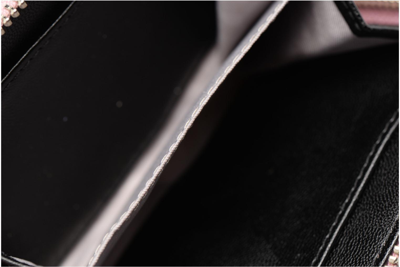 Portemonnaies & Clutches Rebecca Minkoff MINI REGAN ZIP WALLET rosa ansicht von hinten
