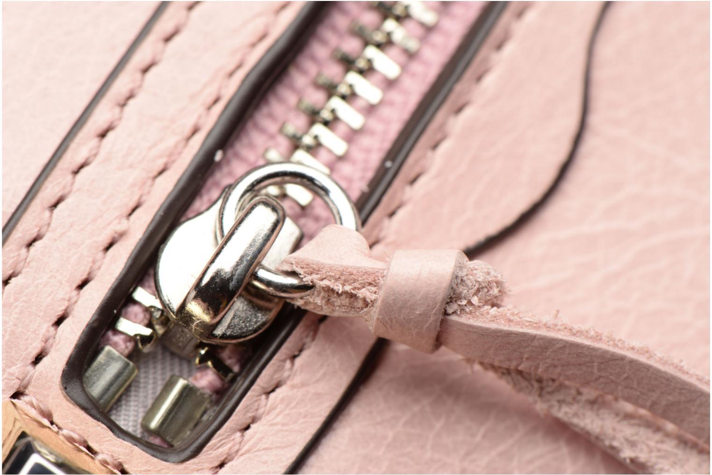 Portemonnaies & Clutches Rebecca Minkoff MINI REGAN ZIP WALLET rosa ansicht von links