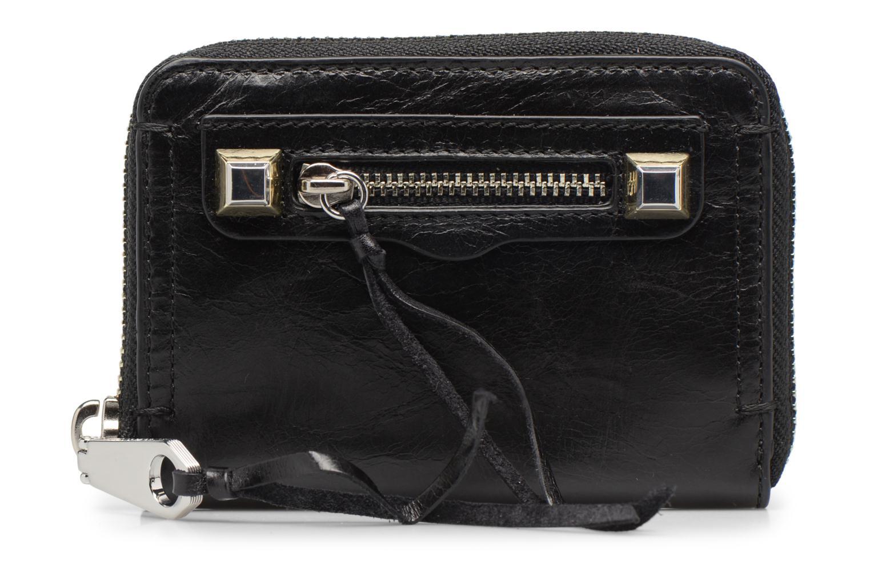 Portemonnaies & Clutches Rebecca Minkoff MINI REGAN ZIP WALLET schwarz detaillierte ansicht/modell