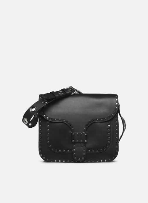 Handtassen Rebecca Minkoff Midnighter Large Messenger Zwart detail