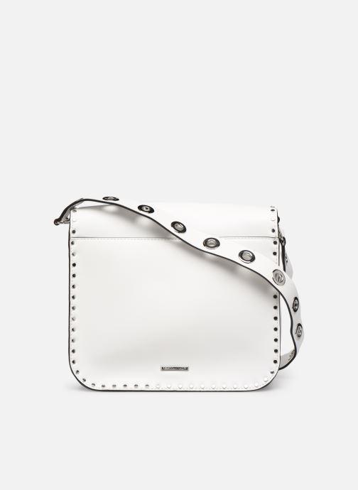 Handtaschen Rebecca Minkoff Midnighter Large Messenger weiß ansicht von vorne
