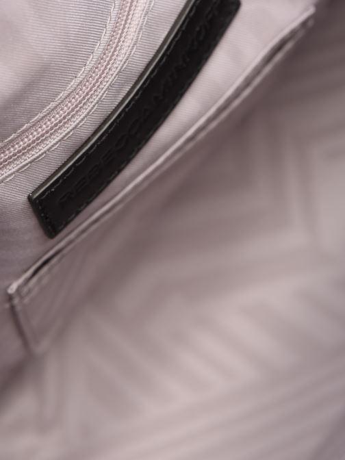 Handtaschen Rebecca Minkoff Midnighter Large Messenger weiß ansicht von hinten