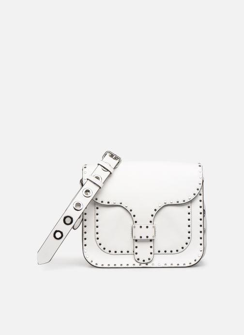 Handtaschen Rebecca Minkoff Midnighter Large Messenger weiß detaillierte ansicht/modell