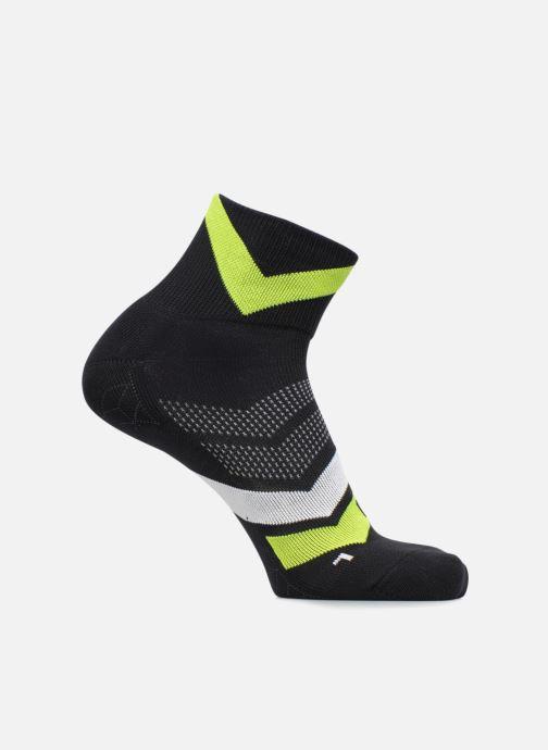 Socken & Strumpfhosen Nike Nike Dri-FIT Cushion Dynamic Arch Quarter Running Socks schwarz detaillierte ansicht/modell