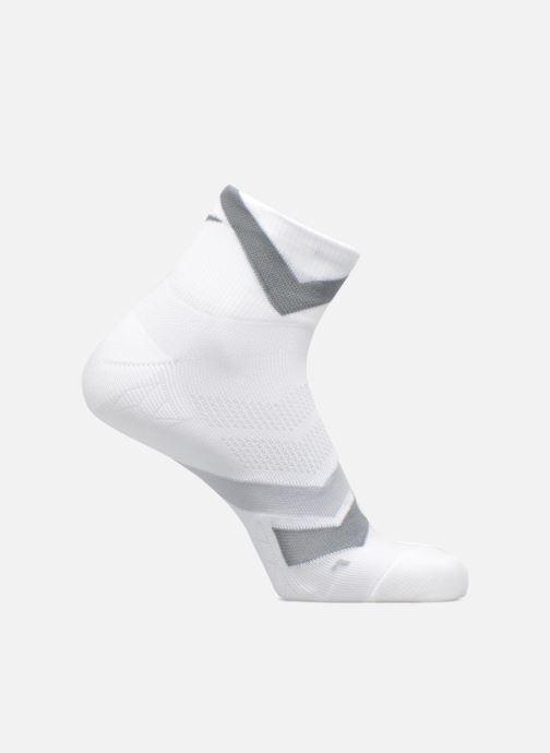 Chaussettes et collants Nike Nike Dri-FIT Cushion Dynamic Arch Quarter Running Socks Blanc vue détail/paire