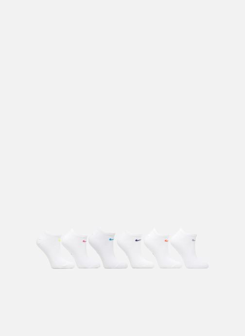 Chaussettes et collants Nike Women's Nike Performance Lightweight No-Show Training Socks 6PR Blanc vue détail/paire