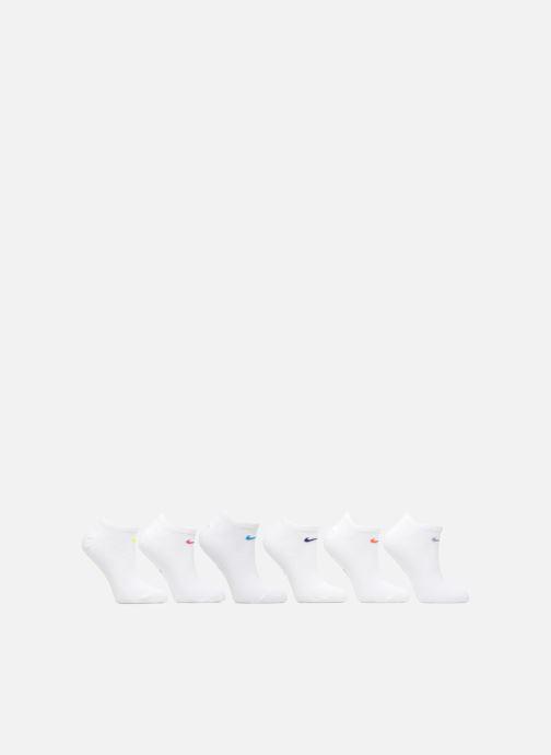 Chaussettes et collants Nike Women's Nike Performance Lightweight No-Show Training Socks 6PR Blanc vue détail/paire