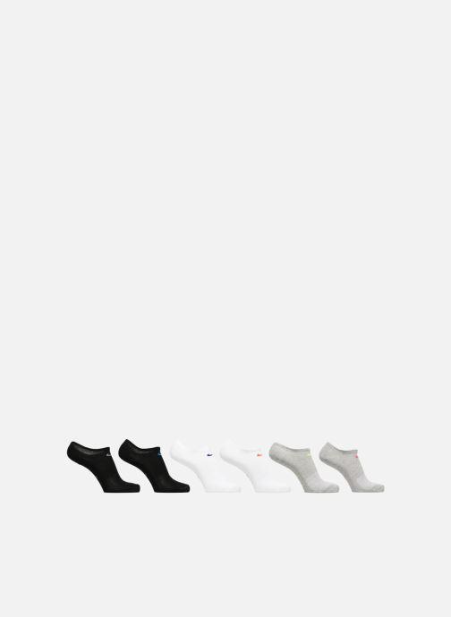 Chaussettes et collants Nike Women's Nike Performance Lightweight No-Show Training Socks 6PR Multicolore vue détail/paire
