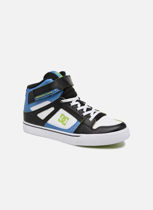 b623129a344c DC Shoes Pure High-Top SE EV (Blue) - Trainers chez Sarenza (319369)