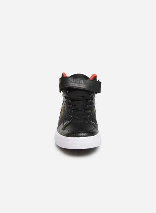 Baskets DC Shoes Pure High-Top SE EV Noir vue portées chaussures