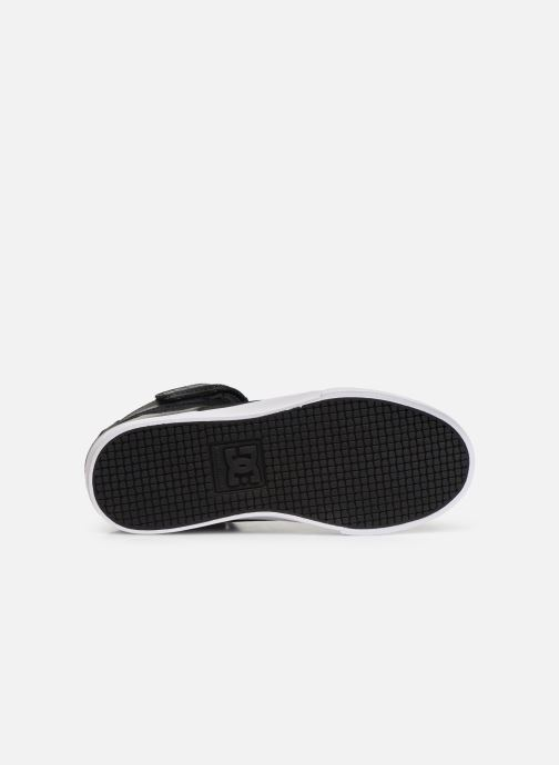 Trainers DC Shoes Pure High-Top SE EV Black view from above
