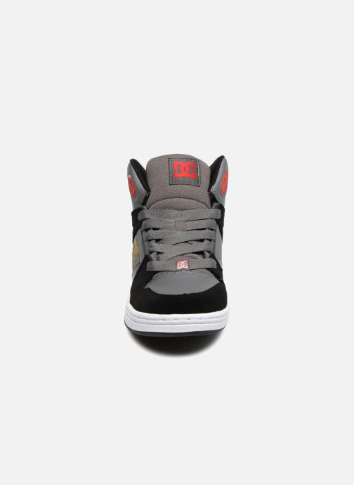 Trainers DC Shoes Pure High Top Grey model view