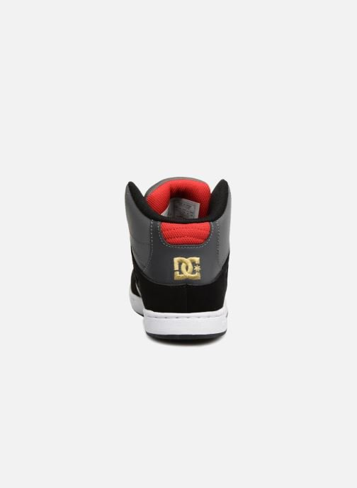 Trainers DC Shoes Pure High Top Grey view from the right