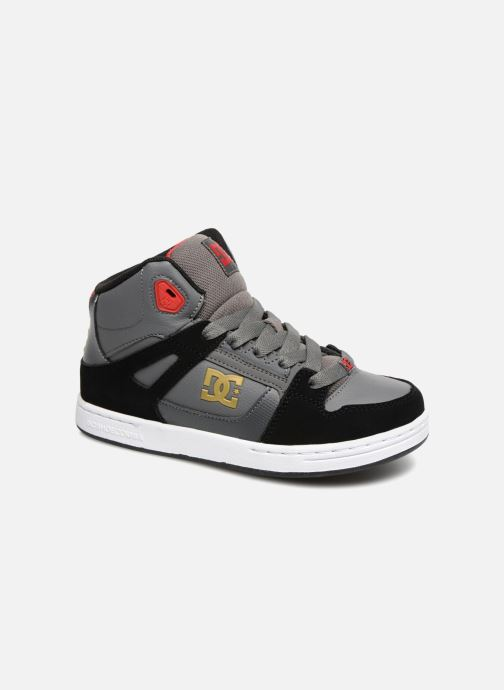 Trainers DC Shoes Pure High Top Grey detailed view/ Pair view