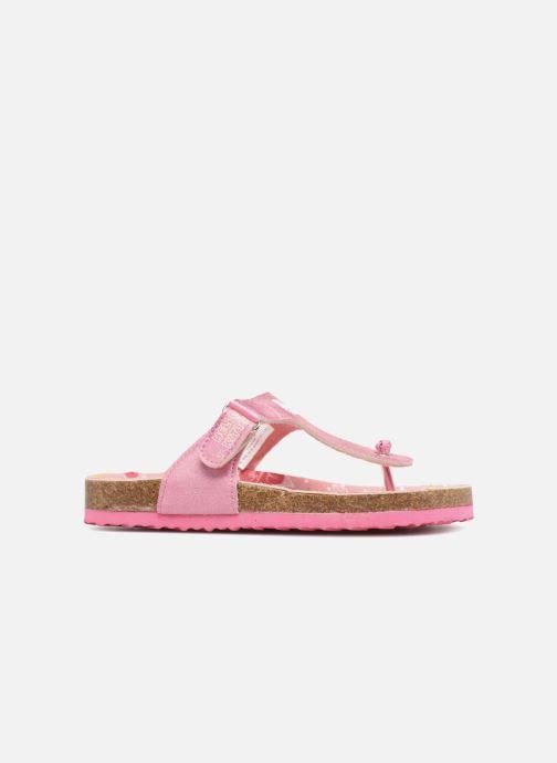 Sandales et nu-pieds Hello Kitty Veniti Rose vue derrière