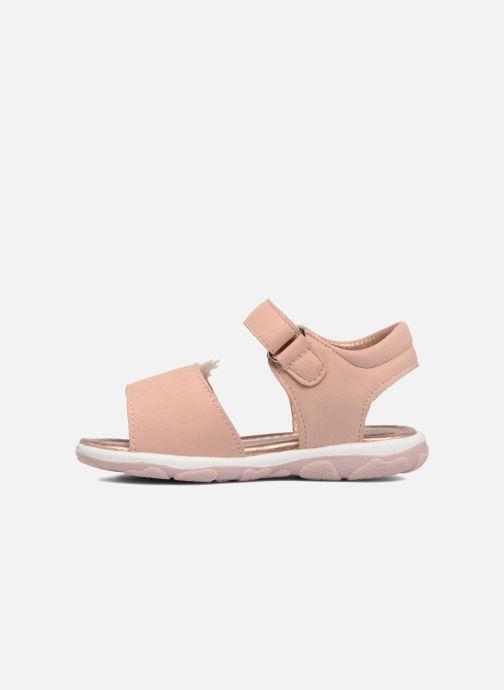 Sandaler Mod8 Angy Pink se forfra