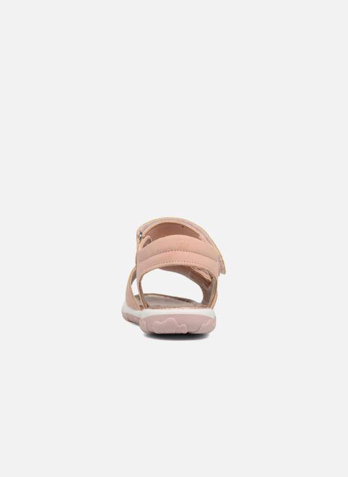 Sandaler Mod8 Angy Pink Se fra højre
