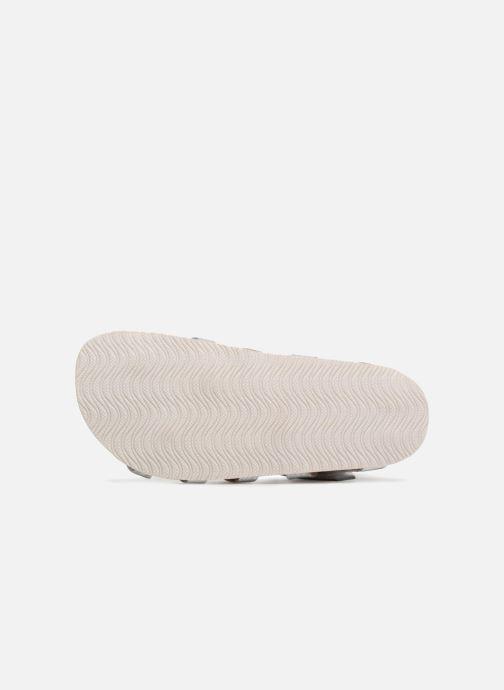 Sandales et nu-pieds Mod8 Kornelia Argent vue haut