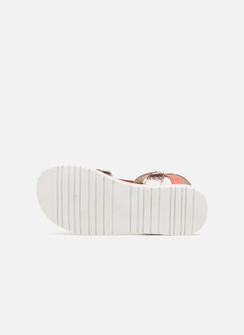 Sandales et nu-pieds Mod8 Shouette Rose vue haut